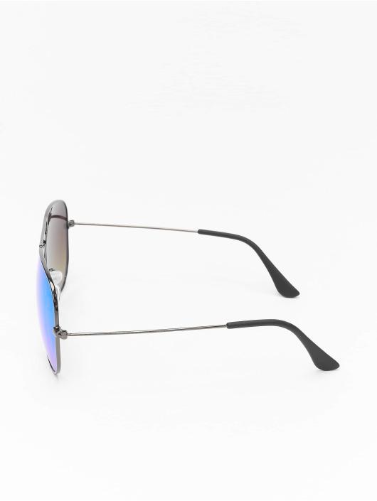 MSTRDS Sunglasses Pure AV Polarized Mirror silver
