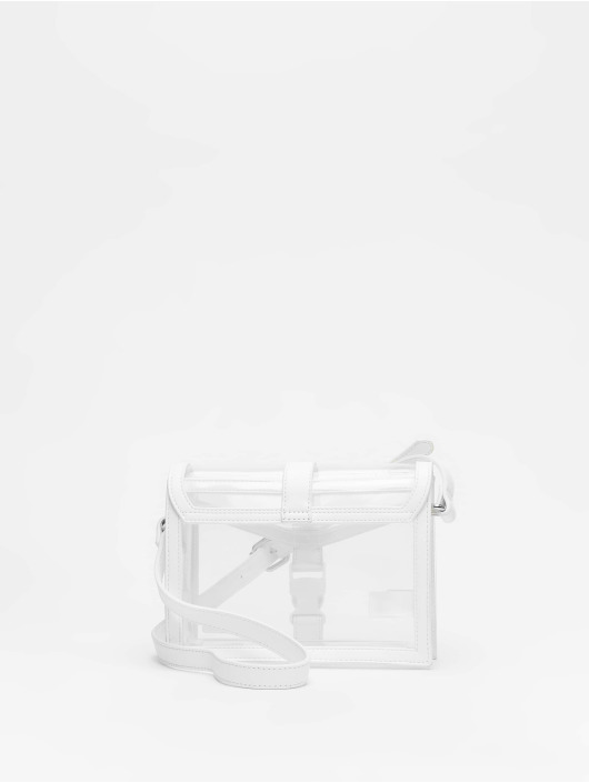 NA-KD Bolso Transparent blanco