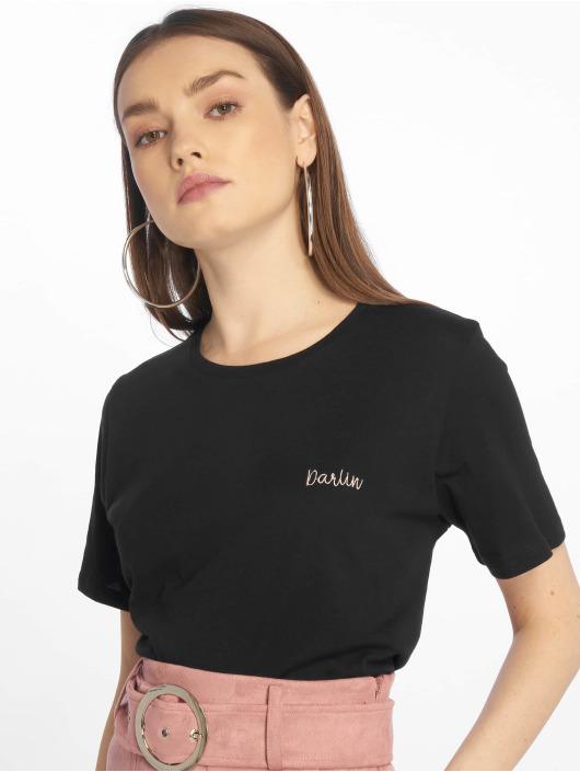 NA-KD Camiseta Darlin negro