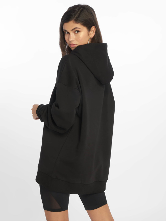 NA-KD Hoodie My Choice Oversized black