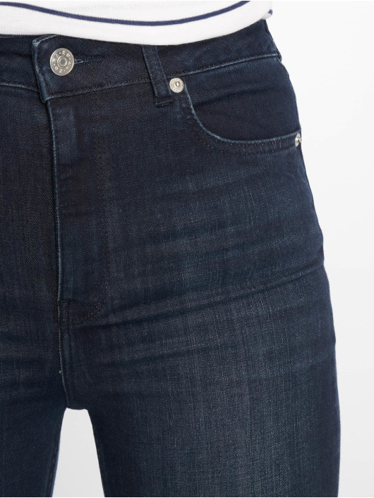 Bleu Waist Femme Na 639827 High 5 Skinny Jean kd Pocket tsdhBQxrC