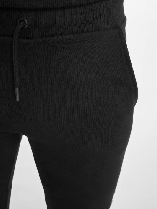 NA-KD Jogging Side Tape High Waist noir