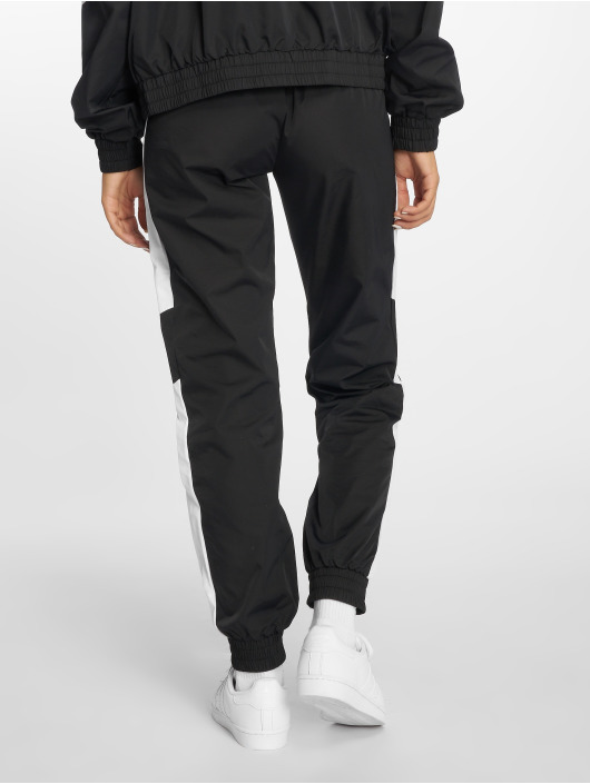 NA-KD Joggingbukser Side Stripe sort
