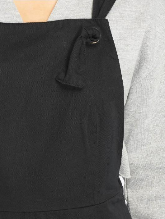 NA-KD Jumpsuit Tie Strap schwarz