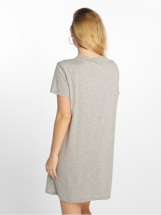 NA-KD jurk Babe grijs