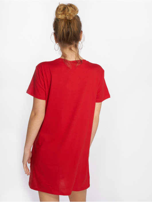NA-KD Kleid Babe rot