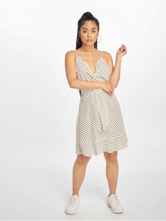 NA-KD Kleid Mini weiß