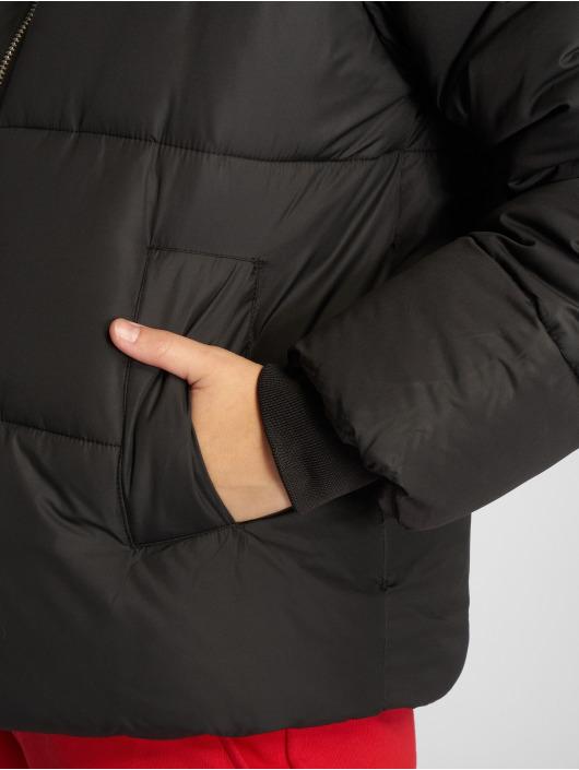 NA-KD Puffer Jacket Piper schwarz