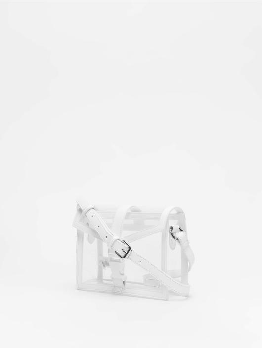 NA-KD Sac Transparent blanc