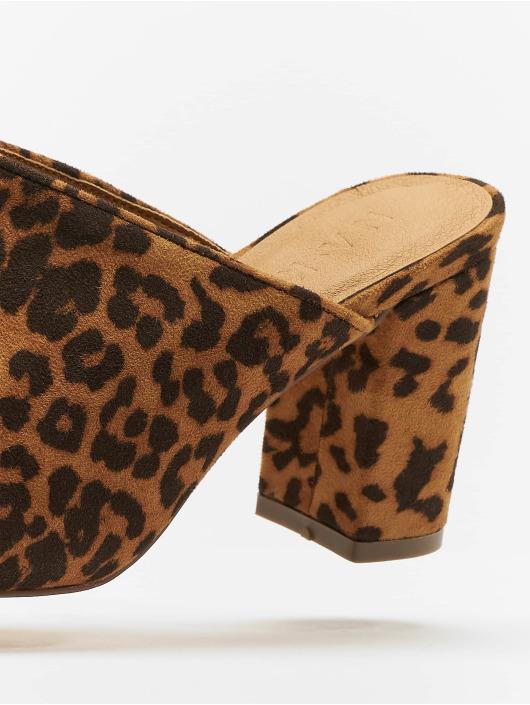 NA-KD Sandaalit Leopard ruskea