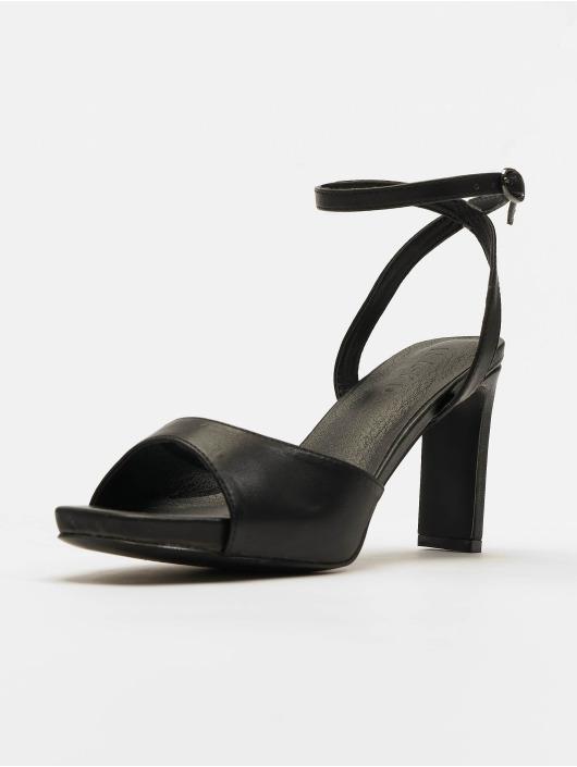 NA-KD Sandal Heeled Strap sort