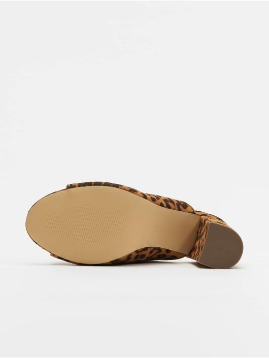NA-KD Sandaler Leopard brun