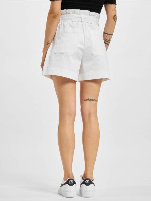NA-KD Shorts Loop bianco
