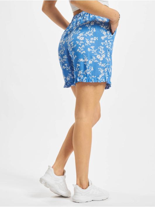 NA-KD shorts Frill blauw