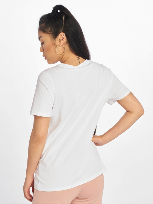 NA-KD T-Shirt Forest blanc