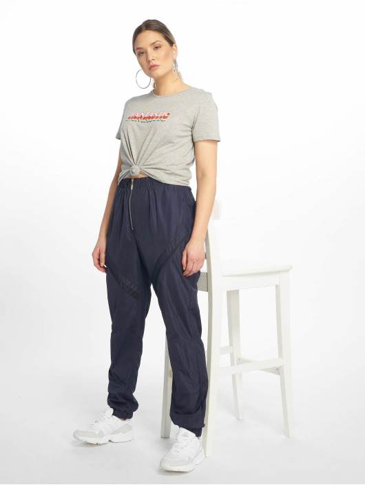 NA-KD T-Shirt Fantastic gris