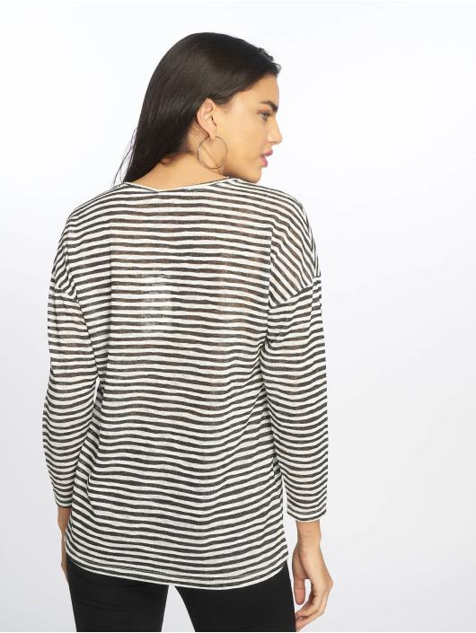 NA-KD T-Shirt manches longues Naked noir