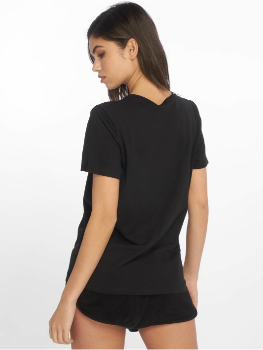 NA-KD T-Shirt Make My Own Choice noir
