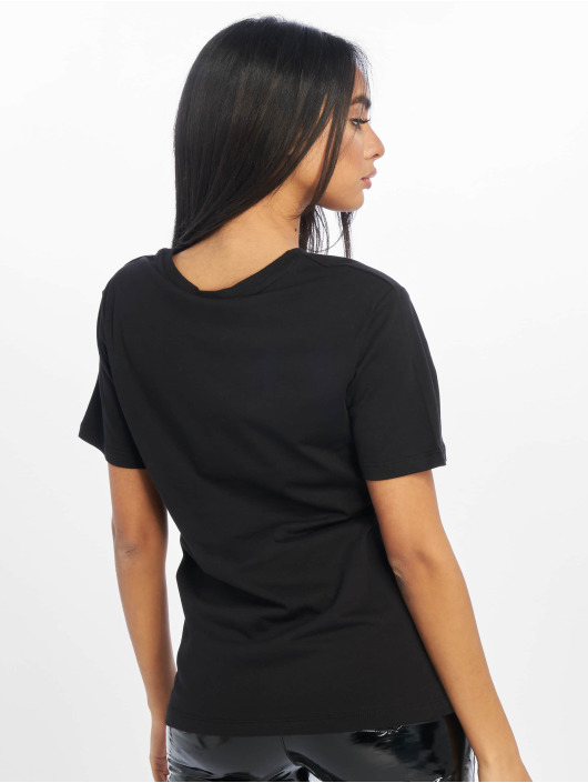 NA-KD T-Shirt Priceless noir