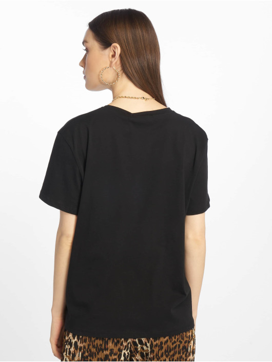NA-KD T-shirt London svart