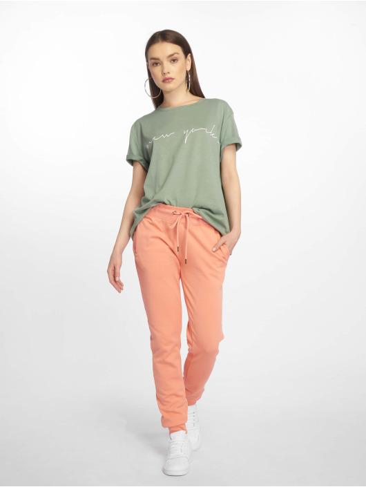 NA-KD T-Shirt New York vert