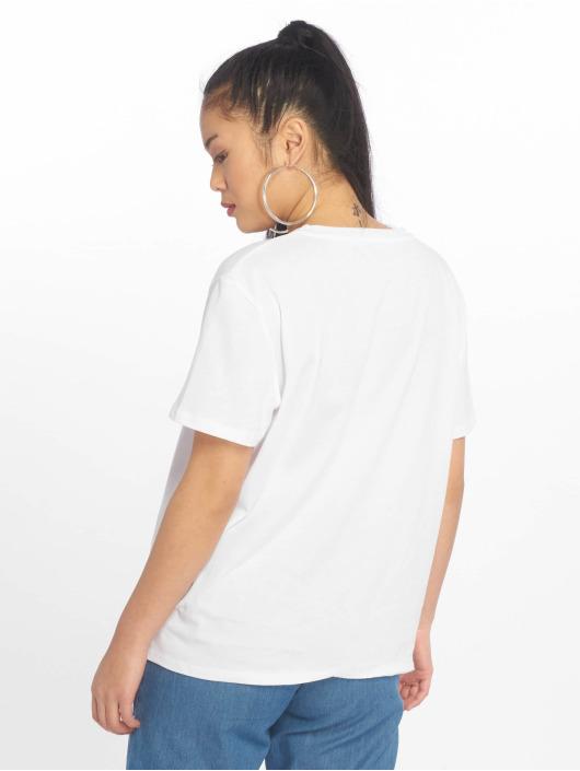 NA-KD t-shirt West Coast wit