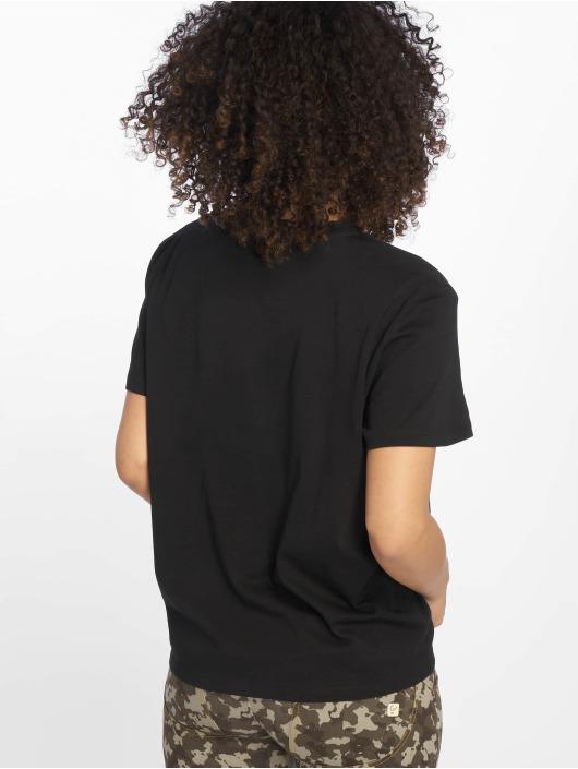 NA-KD t-shirt East Coast zwart