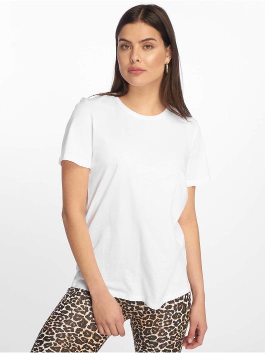 NA-KD T-skjorter Back Logo hvit