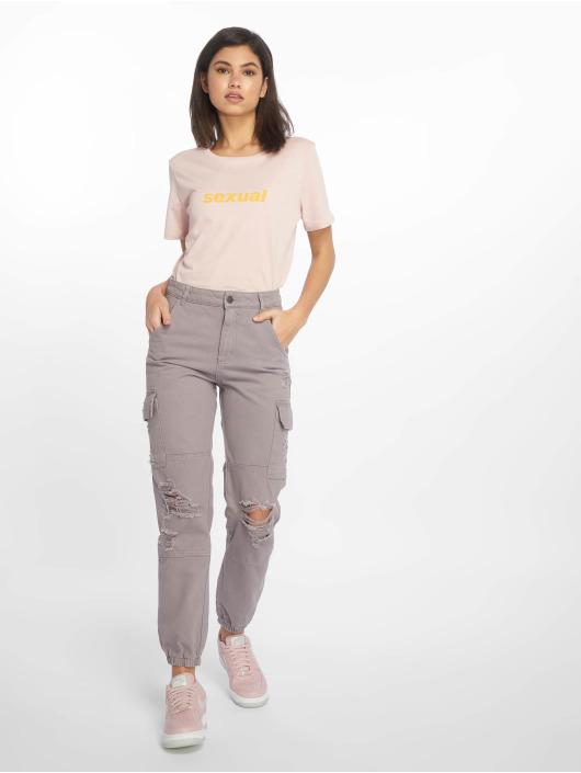 NA-KD T-skjorter Sexual rosa