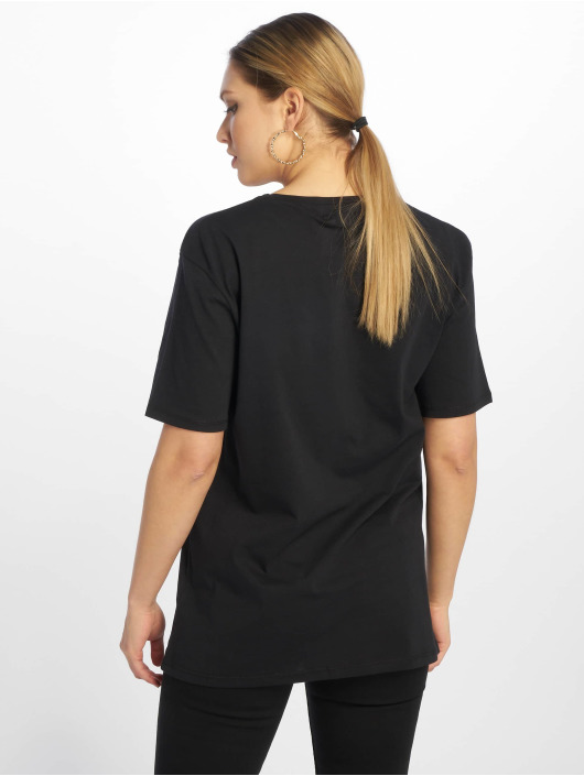 NA-KD T-skjorter Rainbow svart