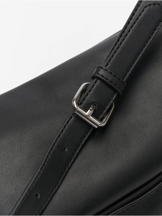 NA-KD Tasche Zipper Detail Fanny schwarz