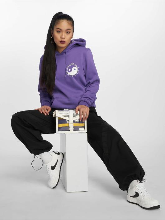 NA-KD Taske/Sportstaske Transparent hvid