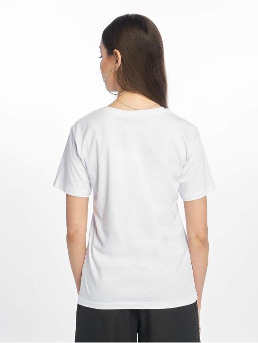 NA-KD Tričká Priceless biela