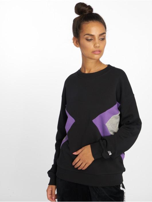 NA-KD trui Blocked Side zwart