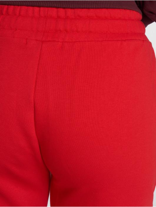 NA-KD Verryttelyhousut Stripe Blocked punainen