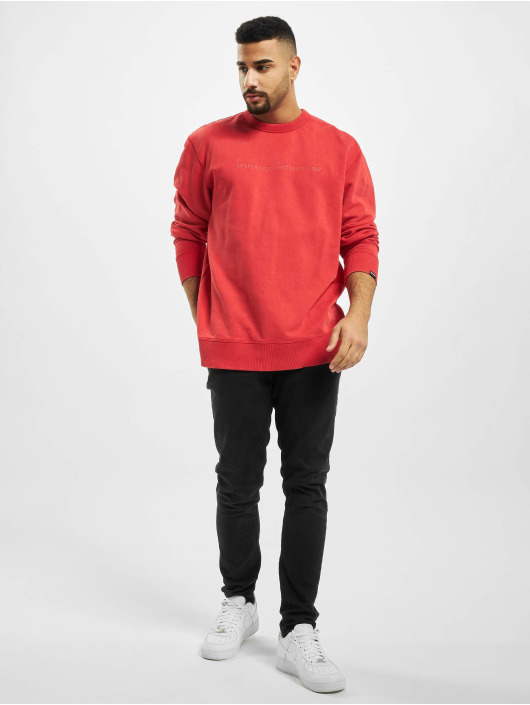 Napapijri trui Baen C Fleece rood