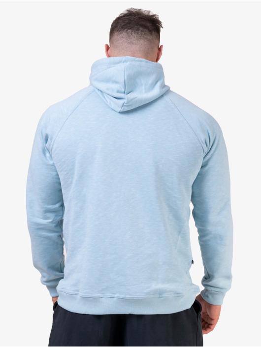 Nebbia Bluzy z kapturem Red Label niebieski