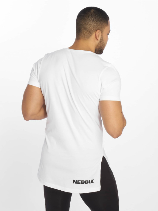 Nebbia Camiseta Aesthetic Warrior blanco