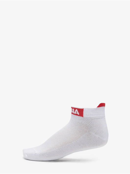 Nebbia Chaussettes Smash It blanc