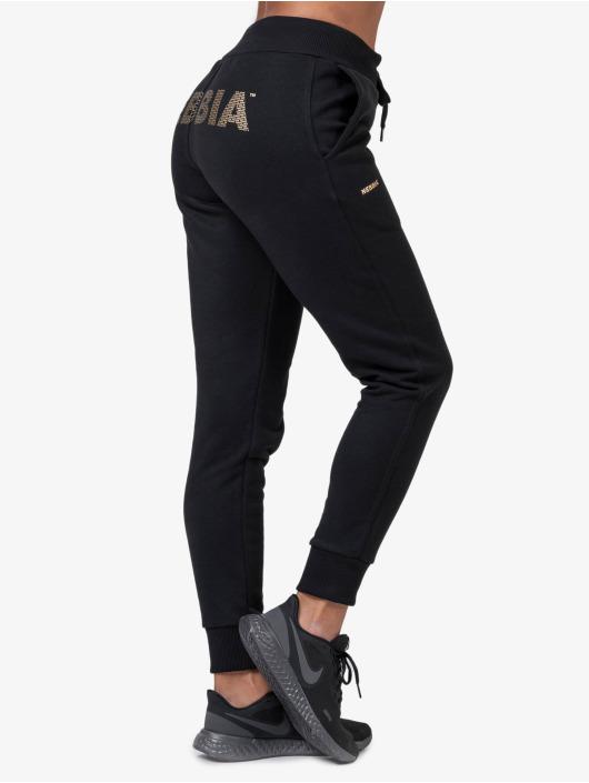 Nebbia joggingbroek Classic zwart