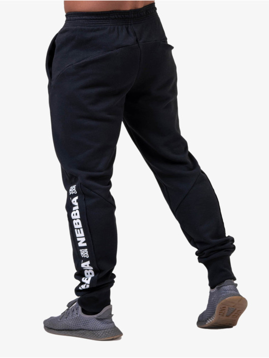 Nebbia Jogginghose Limitless schwarz