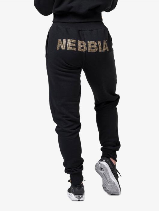 Nebbia Jogginghose Classic schwarz