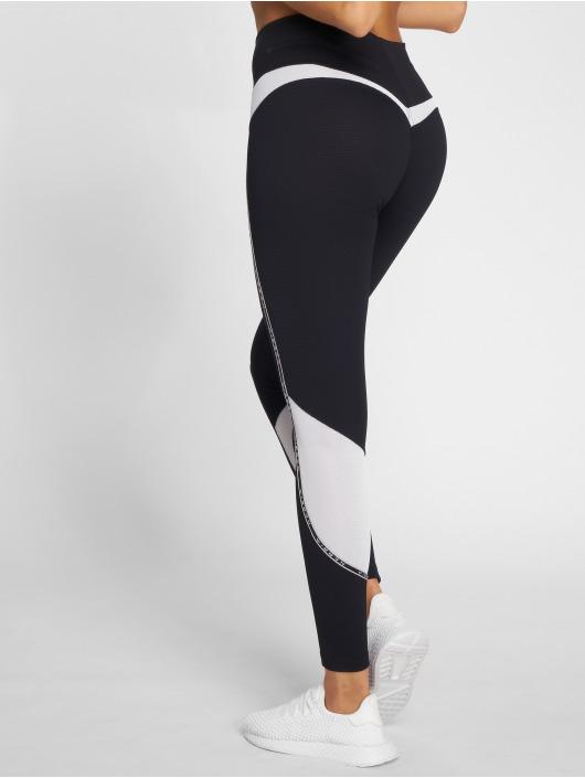 Nebbia Legging V-Butt schwarz