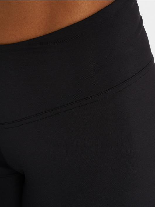Nebbia Legging Asymmetrical 7/8 schwarz
