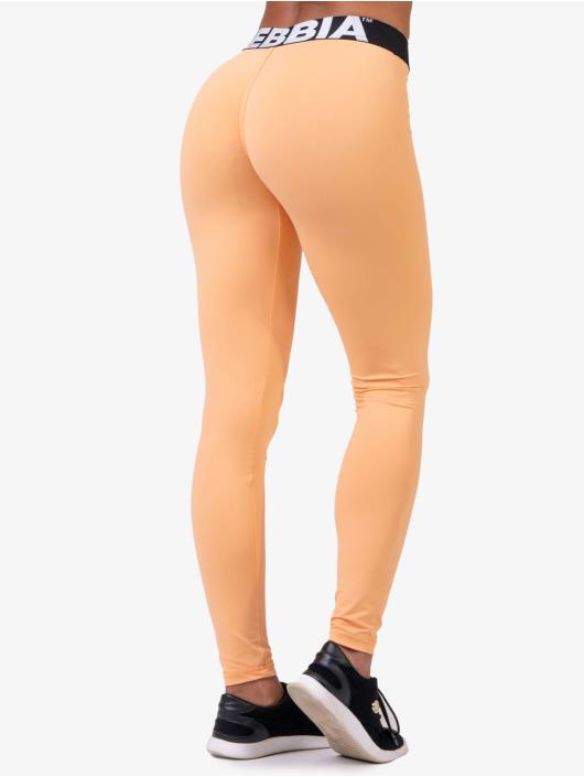 Nebbia Legging/Tregging Leggings naranja