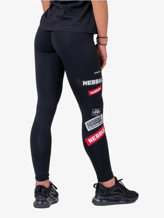 Nebbia Legging Tapping zwart