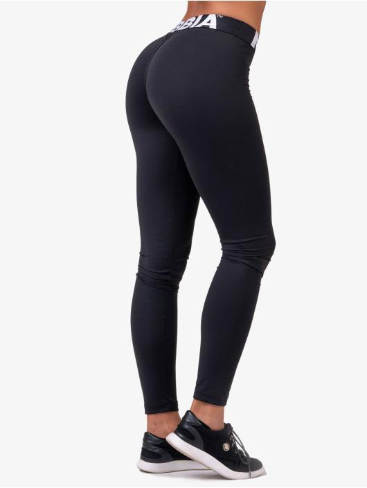 Nebbia Leggings Leggings svart