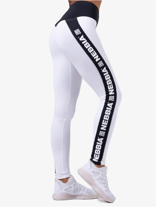 Nebbia Leggings/Treggings Leggings bialy