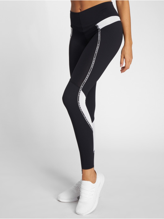 Nebbia Leggings/Treggings V-Butt czarny
