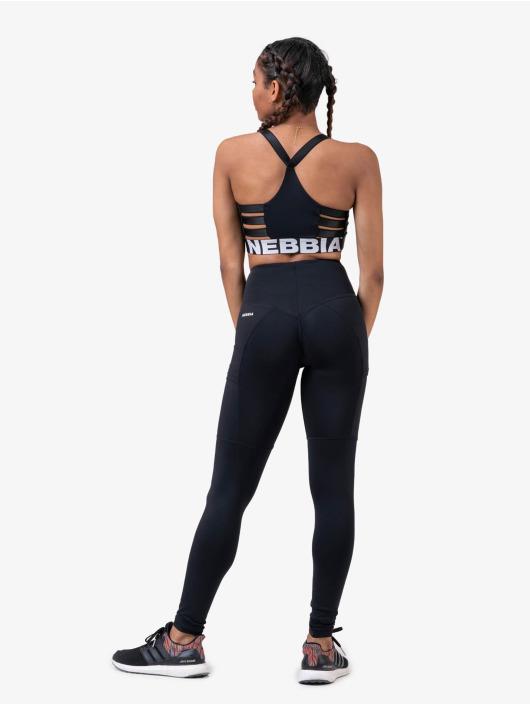 Nebbia Leggings/Treggings Fit czarny